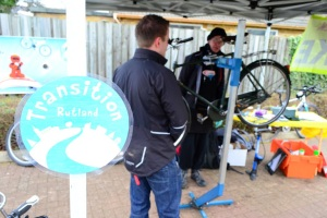 Transition and Rutland Cycling team up for Bike Doctor days